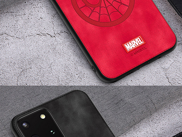 Marvel Series Fabric TPU Case for Samsung Galaxy S20 / S20 5G