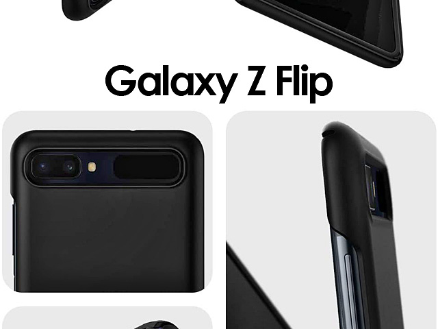 Spigen Thin Fit Case for Samsung Galaxy Z Flip