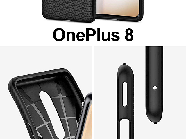 Spigen Liquid Air Case for OnePlus 8