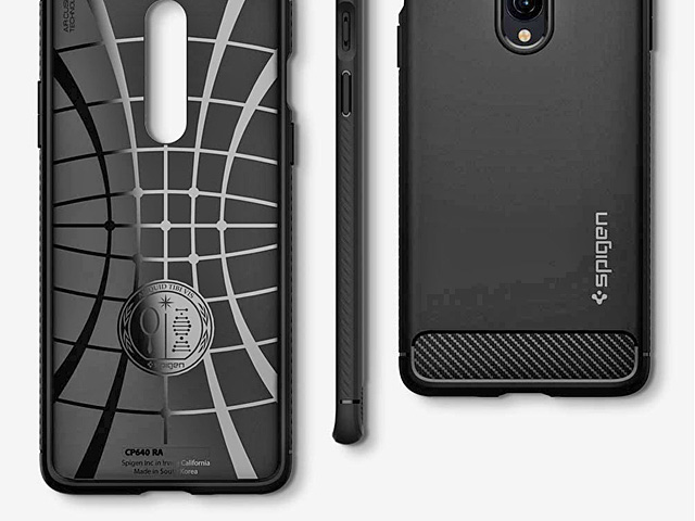 Spigen Rugged Armor Case for OnePlus 8