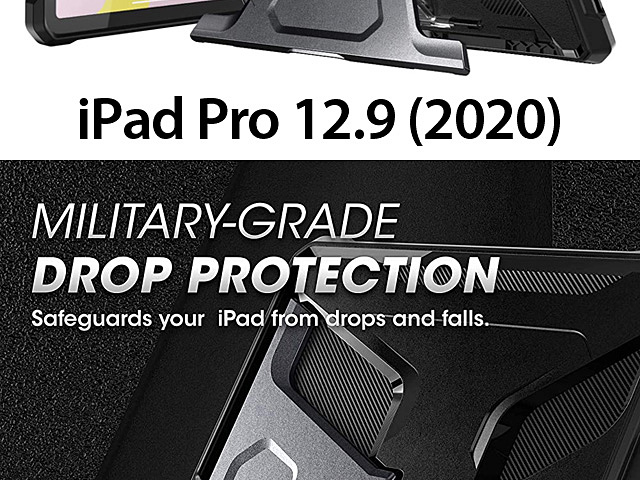 Supcase Unicorn Beetle Rugged Case for iPad Pro 12.9 (2020)