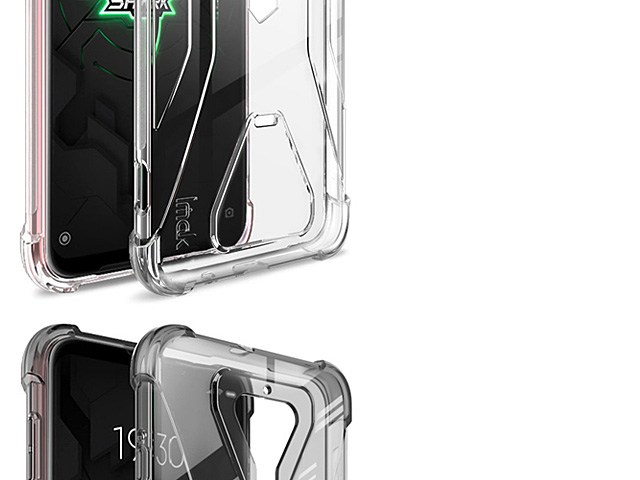 Imak Shockproof TPU Soft Case for Xiaomi Black Shark 3