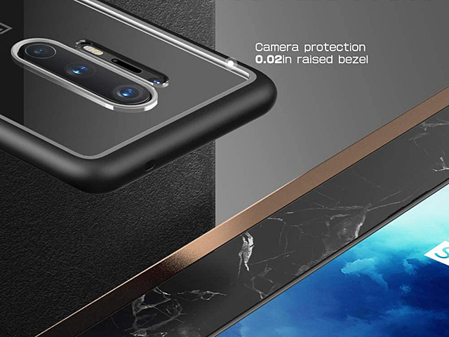 Supcase Unicorn Beetle Hybrid Protective Clear Case for OnePlus 8 Pro