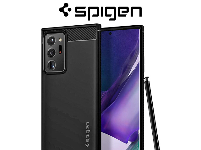 Spigen Rugged Armor Case for Samsung Galaxy Note20 Ultra / Note20 Ultra 5G