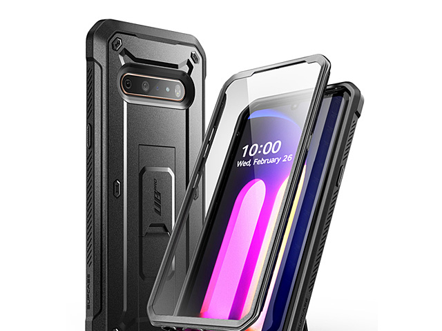 Supcase Unicorn Beetle Pro Rugged Holster Case for LG V60 ThinQ