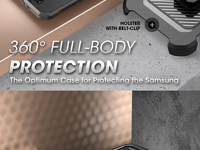 Supcase Unicorn Beetle Pro Rugged Holster Case for Samsung Galaxy Note20 Ultra / Note20 Ultra 5G