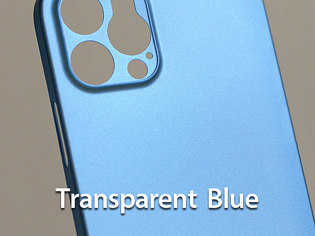 iPhone 12 Pro (6.1) 0.5mm Ultra-Thin Back Hard Case
