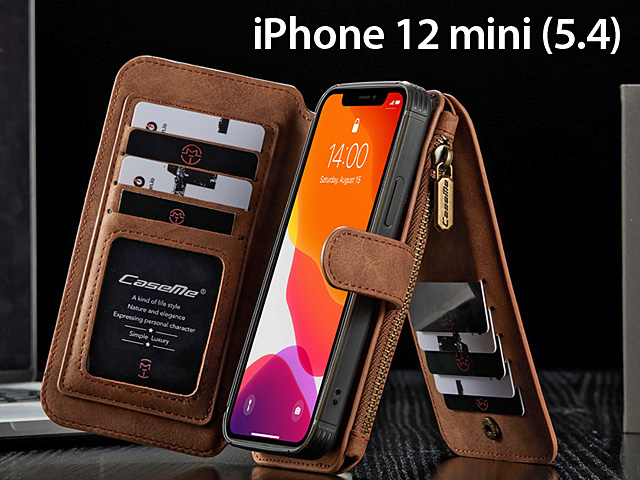 iPhone 12 mini (5.4) Diary Wallet Case