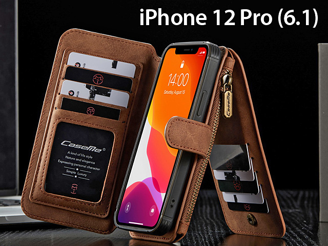 iPhone 12 Pro (6.1) Diary Wallet Case