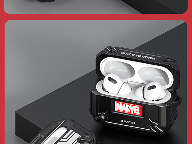 Marvel Rugged Series AirPods Pro Case