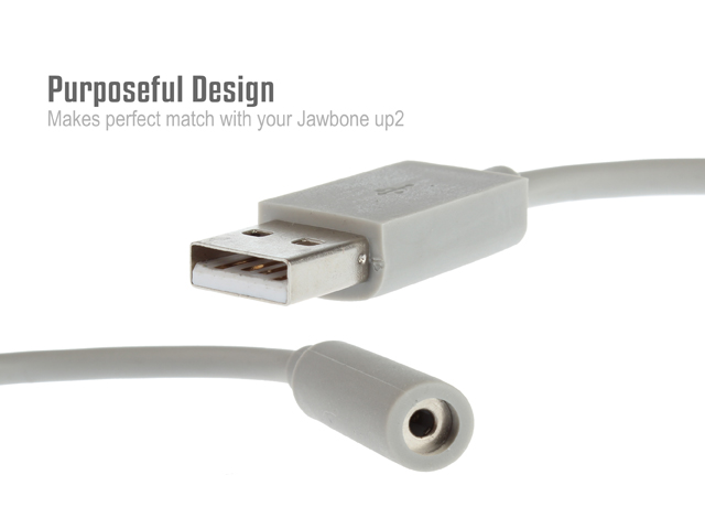 Jawbone up2 USB Cable