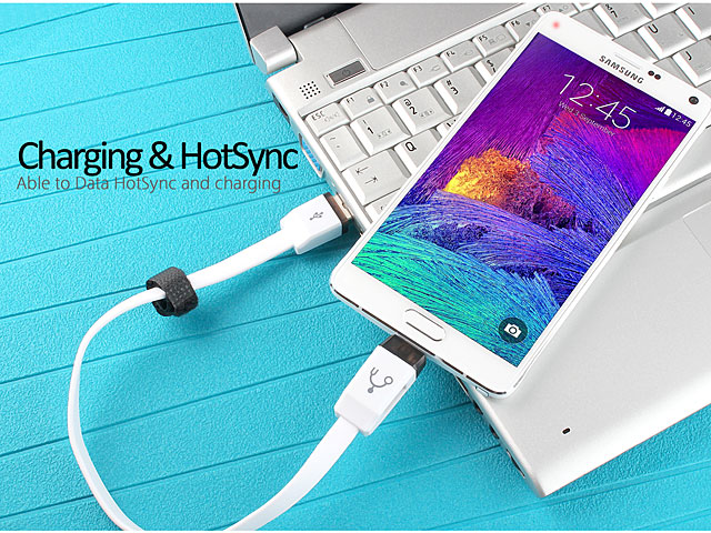 3-in-1 microUSB OTG Cable