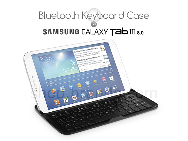 low priced b2f36 12721 Samsung Galaxy Tab 3 8.0 Bluetooth Keyboard Case