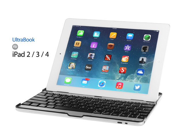 UltraBook for iPad 2 / 3 / 4