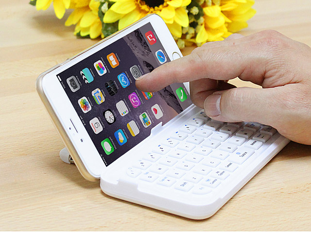 new arrivals 9eb1a a1354 iPhone 6 Plus / 6s Plus Ultra-thin Bluetooth Keyboard