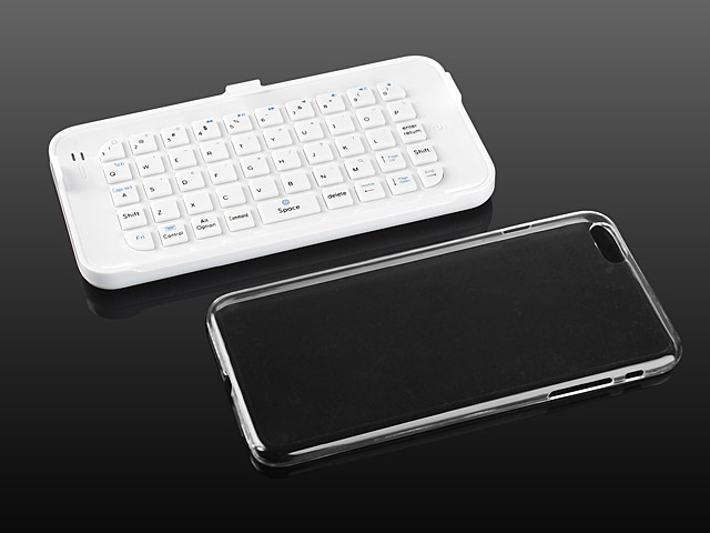 Iphone  Plus Bluetooth Keyboard Case