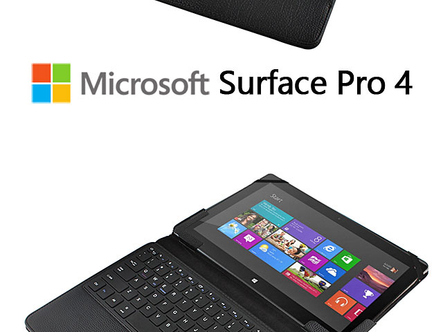 Microsoft Surface Pro 4 Bluetooth Keyboard Case
