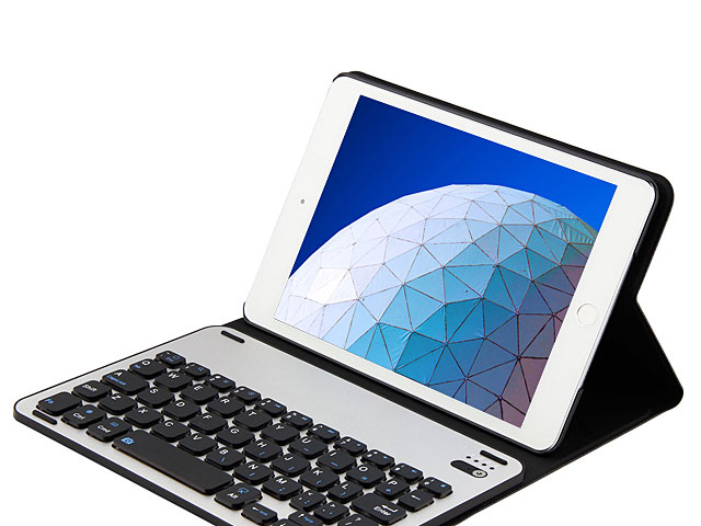 iPad Air (2019) Bluetooth Aluminum Keyboard Case