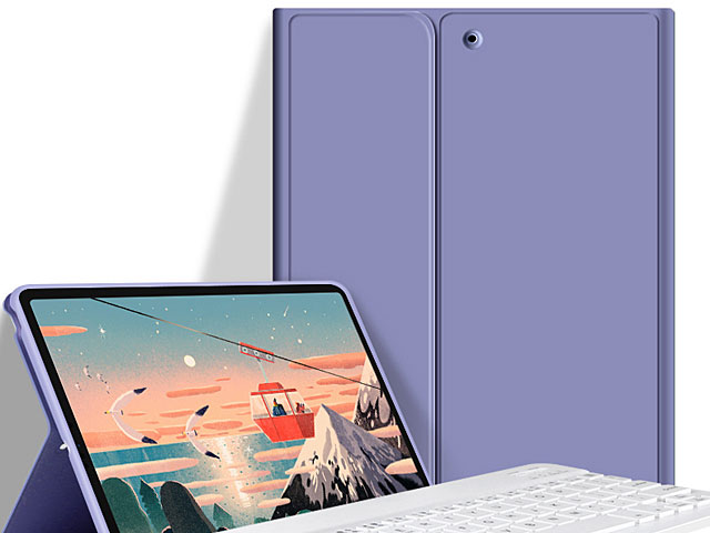iPad Pro 11 (2020) Bluetooth Keyboard Flip Case with Pencil Holder