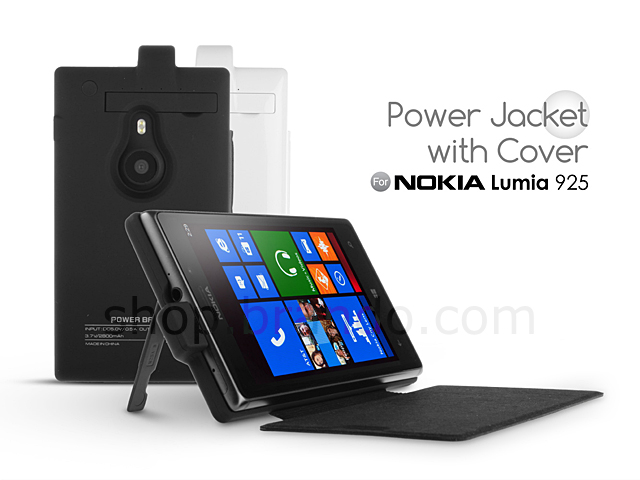 nokia lumia 925 external battery case