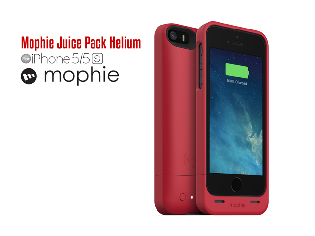 huge selection of 39b2a 0e27c Mophie Juice Pack Helium for iPhone 5s / 5