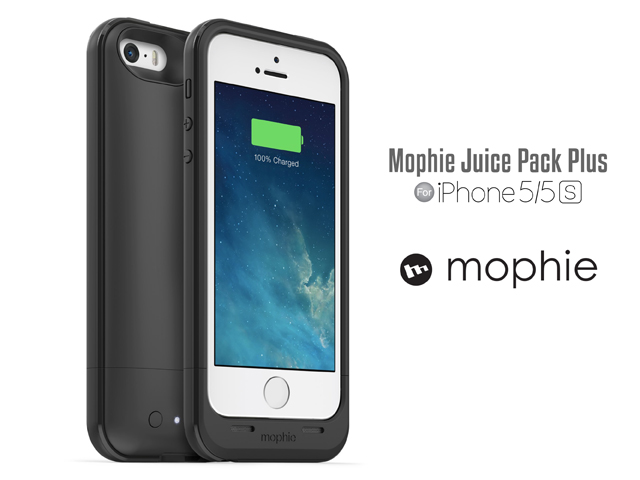 promo code 88bff 58ff0 Mophie Juice Pack Plus for iPhone 5s / 5