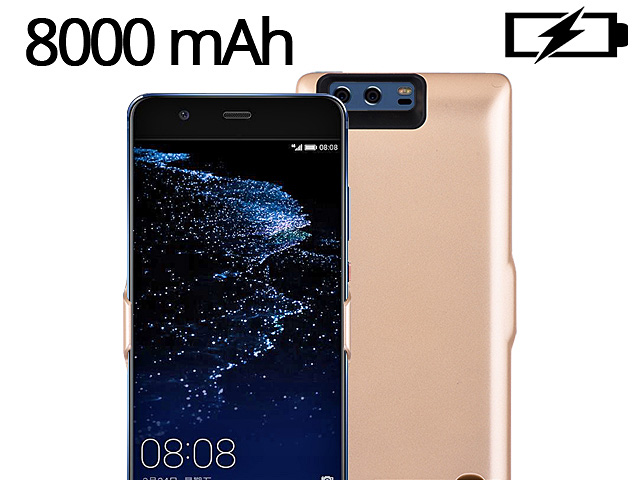 Power Jacket For Huawei P10 Plus - 8000mAh