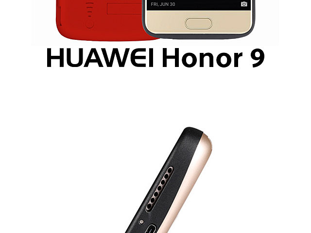 Power Jacket For Huawei Honor 9 - 6500mAh