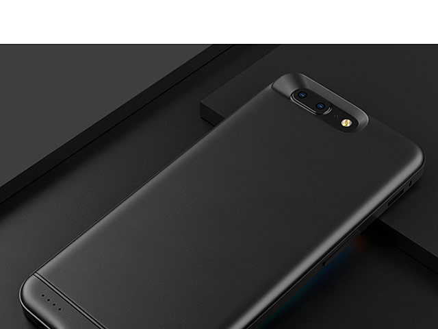 Power Jacket For OnePlus 5 - 6000mAh