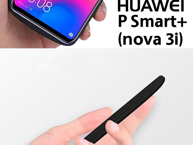 Power Jacket For Huawei P Smart+ (nova 3i) - 6500mAh