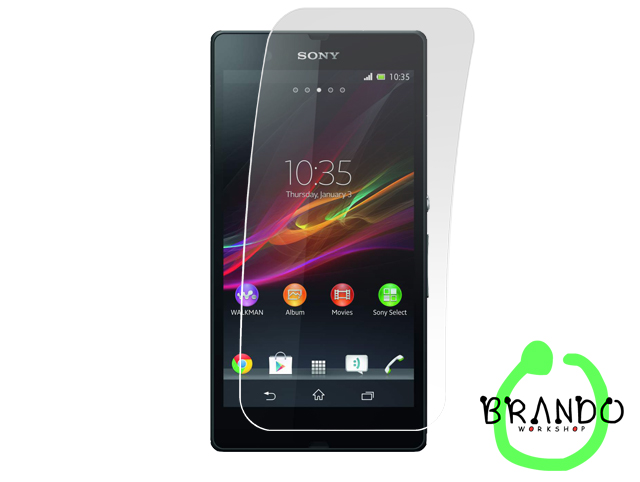Brando Workshop Premium Tempered Glass Protector (Sony Xperia Z)