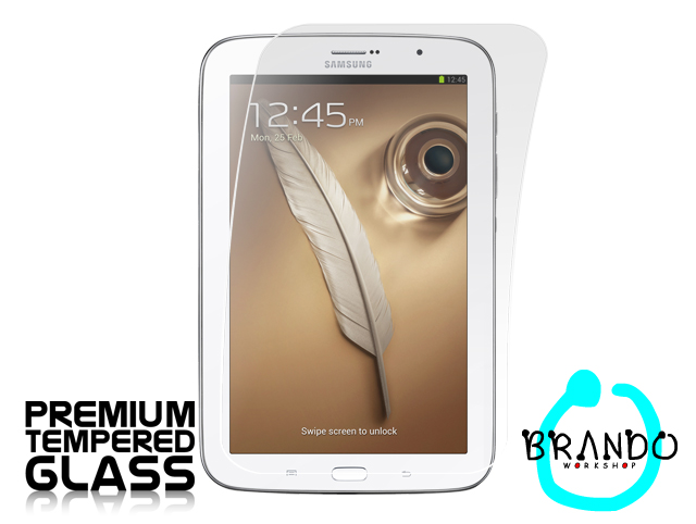 Brando Workshop Premium Tempered Glass Protector (Samsung Galaxy Note 8.0 GT- N5100)