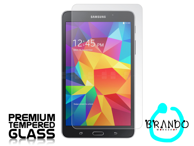 Brando Workshop Premium Tempered Glass Protector (Samsung Galaxy Tab 4 7.0)