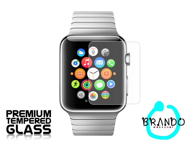 Brando Workshop Premium Tempered Glass Protector (Apple Watch)
