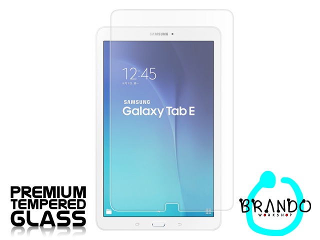 Brando Workshop Premium Tempered Glass Protector (Samsung Galaxy Tab E 9.6)