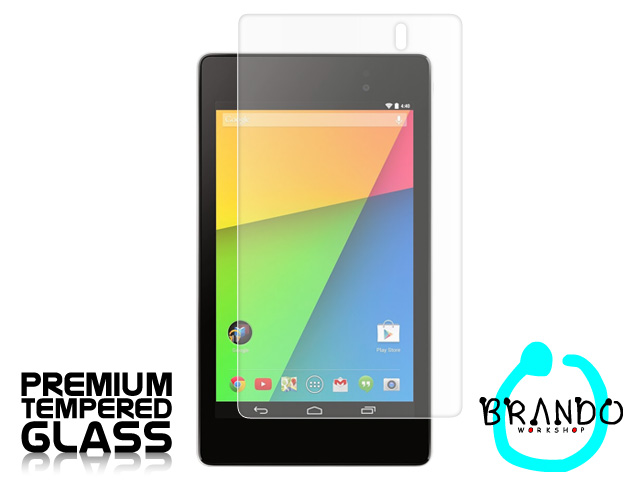 Brando Workshop Premium Tempered Glass Protector (Google Nexus 7 (2013))