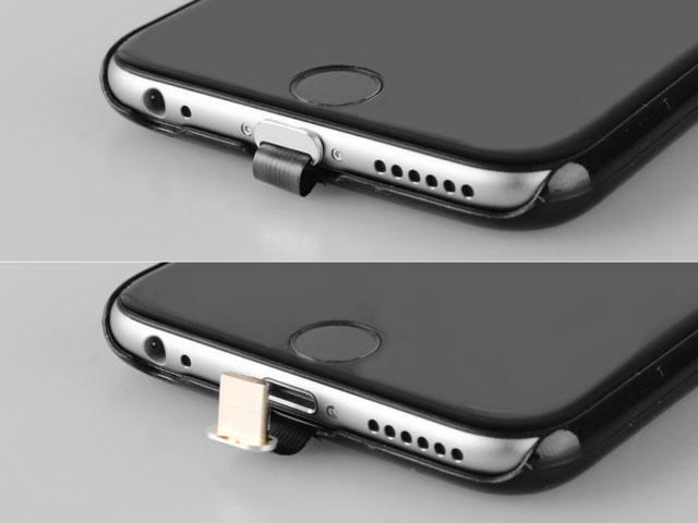 QI Standard Wireless Charging Receiver Case for iPhone 6 / 6s (Back Case)