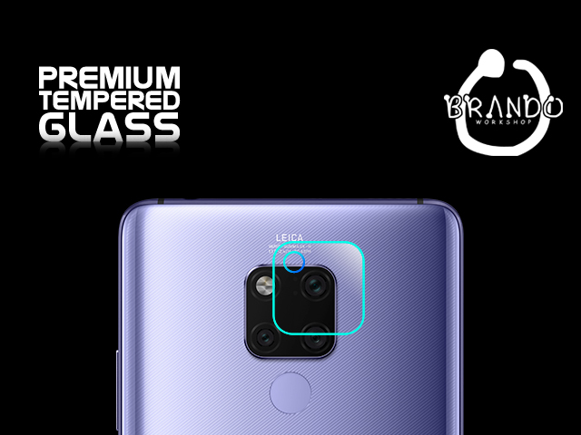Brando Workshop Premium Tempered Glass Protector (Huawei Mate 20 X - Rear Camera)