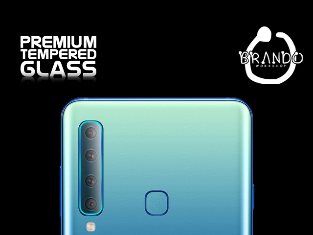 Brando Workshop Premium Tempered Glass Protector (Samsung Galaxy A9 (2018) - Rear Camera)
