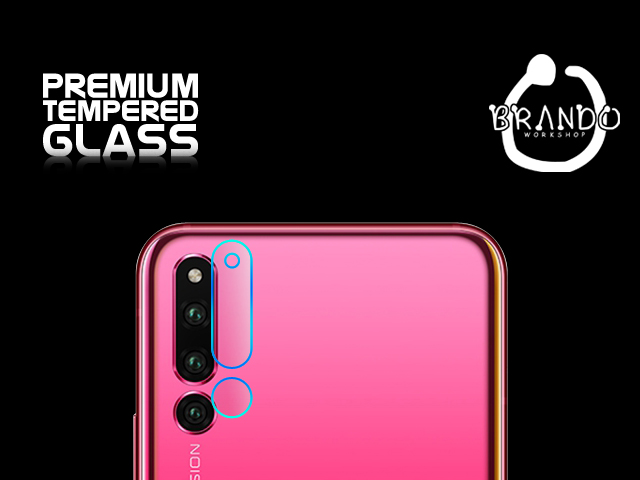 Brando Workshop Premium Tempered Glass Protector (Huawei Honor Magic 2 - Rear Camera)