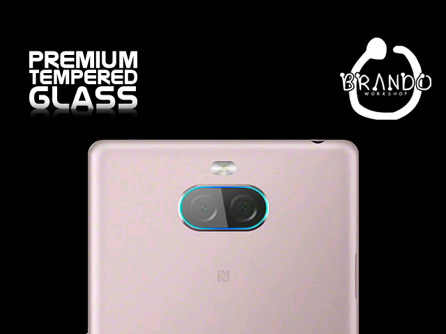 Brando Workshop Premium Tempered Glass Protector (Sony Xperia 10 - Rear Camera)