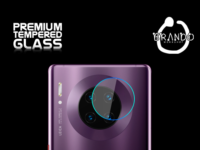 Brando Workshop Premium Tempered Glass Protector (Huawei Mate 30 Pro - Rear Camera)