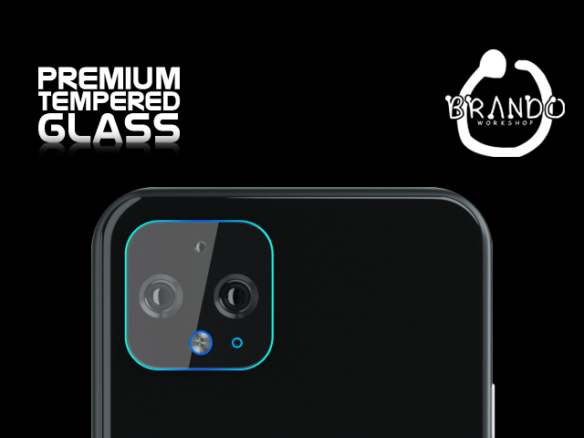 Brando Workshop Premium Tempered Glass Protector (Google Pixel 4 - Rear Camera)
