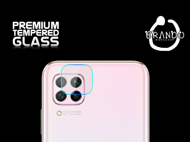 Brando Workshop Premium Tempered Glass Protector (Huawei P40 lite - Rear Camera)