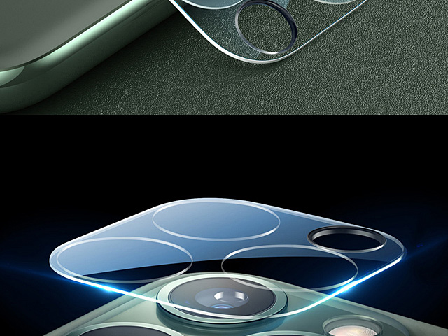Brando Workshop Premium Tempered Glass Protector (iPhone 12 (6.1) - 3D Rear Camera)