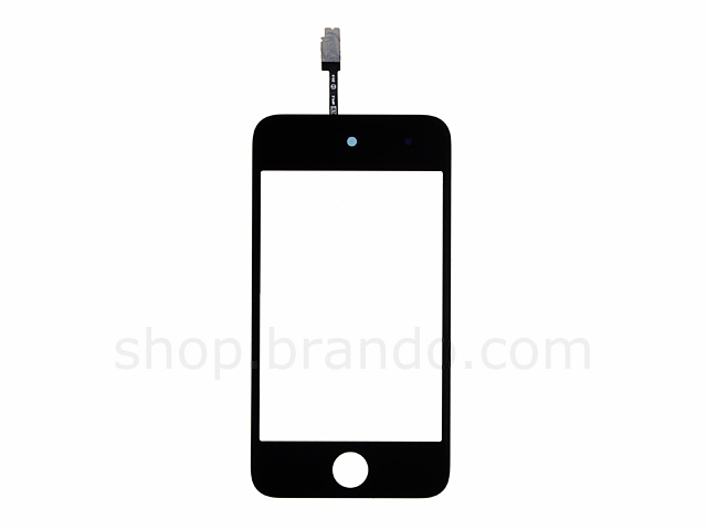 iPod Touch 4G Replacement Digitizer / Touch Panel with Glass Lens