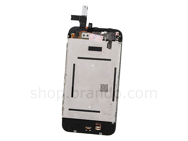 iPhone 3G S Replacement LCD Display with Touch Panel - White
