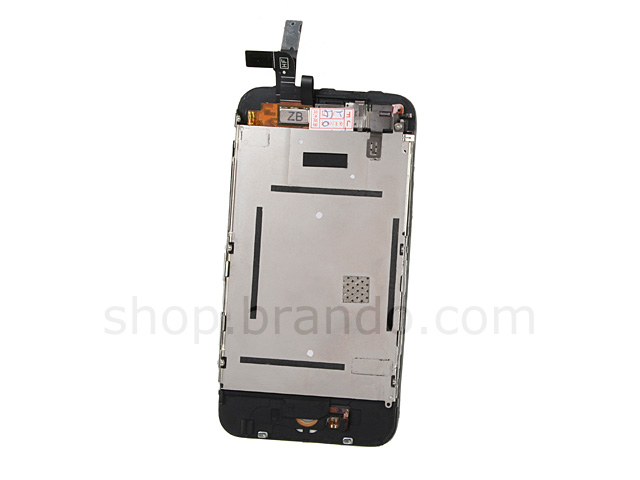 iPhone 3G Replacement LCD Display with Touch Panel - White
