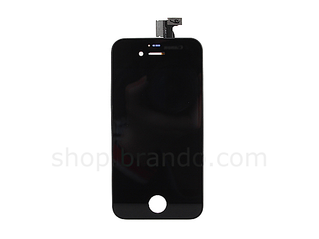 iPhone 4S Replacement LCD Display With Touch Panel - Black