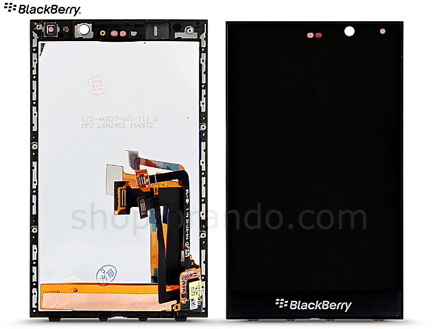 Blackberry Z10 Replacement LCD Display